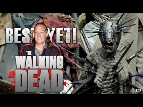 The Walking Dead Season 7 Episode 9 One of the Best Episodes Yet According to Greg Nicotero!