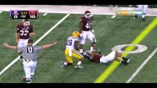 Coryell Judie vs LSU Cotton Bowl (2011)