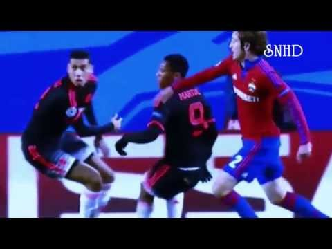 CSKA Moscow Vs Manchester United 1 - 1 ~ All Goals And Highlights [Champions League]