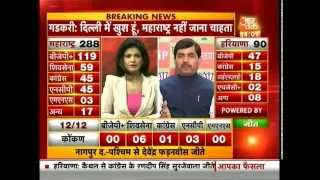 Aapka Faisla 2014: With BJP win, how will Maharashtra Vidhan Sabha look?