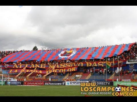 Pasto Te Pido Una Ilusion.... - Attake Massivo - Deportivo Pasto