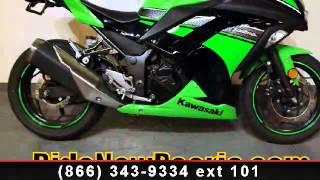 10. 2013 Kawasaki Ninja 300 - RideNow Powersports Peoria - Peor