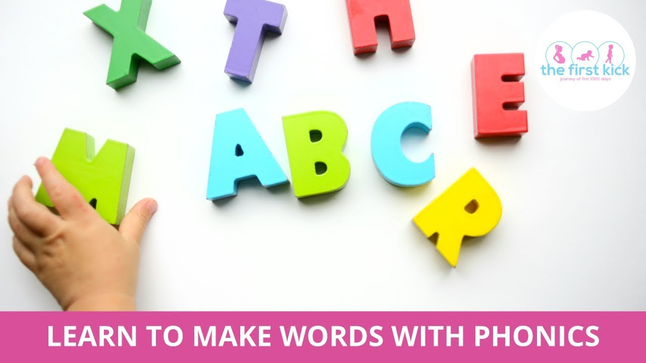 Learn To Make Words With Phonics