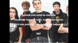 Kristjan Kasearu & Paradise Crew - Üksinduses (Eesti NF 2008)