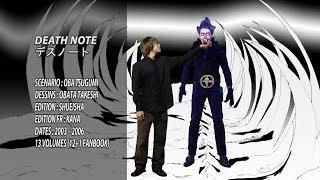 Raconte-moi un manga 5 - Death Note
