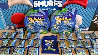 "NEW 2017 Smurfs: The Lost Village Sony Pictures Animated Movie Lidl Discount Stikeez Mystery Bag with Amazing Toys: Display House & Figure Rare European Collection - Los Pitufos - Papa Smurf - Gargamel - Brainy & Clumsy... 2017 Smurfs The Lost Village Limited Edition Toy in Kinder Maxi Chocolate Surprise Eggs: https://youtu.be/ShsrPKiTxJ42013 The Smurfs 2 McDonalds Happy Meal Toys + Smurfette Pillow Mclanche Feliz: https://youtu.be/ZZ15Q0Kg04E 2016 Disney Finding Dory & Frozen Big Mini Action Figures Collection: https://youtu.be/4n_zYG19PYg 2014 The Smurfs Movie PEZ Candy & Dispenser Complete Set スマーフ: https://youtu.be/GVjNvePukq0 Disney Frozen - Star Wars - Cars & Mickey & Minnie Clubhouse Jelly Candies Packs: https://youtu.be/MrLFHgsA77A 2016 Disney Pixar Finding Dory / Nemo Movie Giant Mystery Blind Bag - Bags: https://youtu.be/5VDg80OPbko Disney Pixar The Good Dinosaur Surprise Eggs - Huevos in Drinks + Toys Full Set: https://youtu.be/ye1gTySkrwM Disney Princess Palace Pets 24 Kinder Surprise Egg Special Edition Juguetes Huevos Sorpresa: https://youtu.be/gwuamYXkHNI Disney Cars & Planes Movies Tins Surprise Bauble Balls Collection Überraschung: https://youtu.be/lvvcaoAWpig Disney Frozen Elsa + Anna + Olaf & Violetta Cosmetic Gift Box for Little Girls Review: https://youtu.be/BdhDSfryl0Y Journey to Star Wars: The Force Awakens Disney Movie Collectors Card Booster Pack: https://youtu.be/5LpHm6Yrs-Y Disney Pixar Inside Out Movie Cinema Pack Theater Complete Set 3 Emotions Cup Topper: https://youtu.be/CwoZpsH--84 Disney Junior Minnie - Daisy & Donald Phidal Storybook 12 Figurines to Collect in Europe: https://youtu.be/zjx5-_lLXd8 Film: Educational Video for Kids 2017 by P.S.W.C. Music: Song Music ""Sound Two"" Ware Created by Me and Are My Property (p)(c) 2013 by Polsih Star Wars Collector ( P.S.W.C. )  http://www.youtube.com/user/supersprinttom/about"