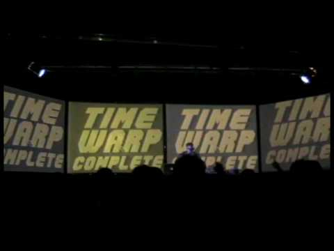 DJ/Live set @ Matter London with Ben Liebrand/Dusty Kid animated intro