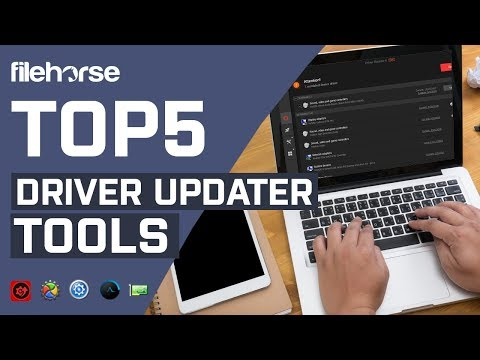 Top 5 Driver Updater Tools for Windows (2019)