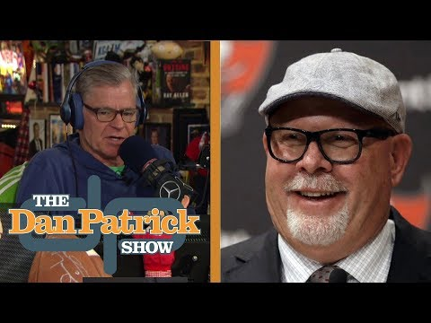 Video: Bruce Arians thankful to be back coaching for Buccaneers | The Dan Patrick Show | NBC Sports