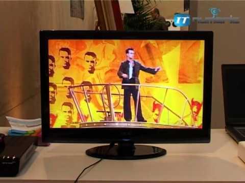 TV HAIER LED FULL HD 24 POUCES