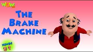The Brake Machine - Motu Patlu in Hindi WITH ENGLISH, SPANISH & FRENCH SUBTITLES