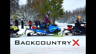 9. Ski-doo Backcountry X 850 Review