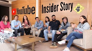 Video YOUTUBE INDIA - THE INSIDER STORY - Talking Personal with YouTubers MP3, 3GP, MP4, WEBM, AVI, FLV November 2017