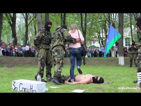 9 мая 2016г. Выступление спецназа
