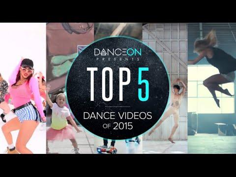 TOP 5: Best Dance Videos of 2015! #DanceOnTop5