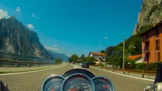 10. Moto Guzzi Breva 1100 - Test Gimbal - FullHD 60fps 1080p