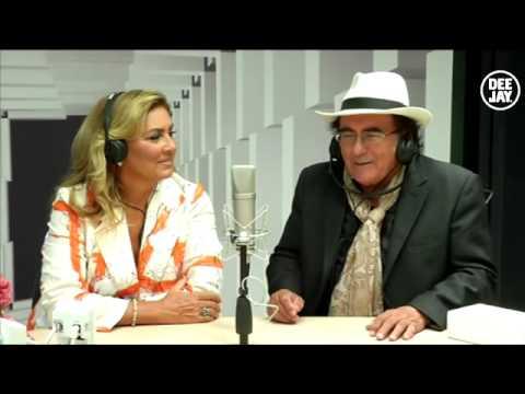 """intervista al bano e romina: """"sul palco siamo una cosa sola"""""""