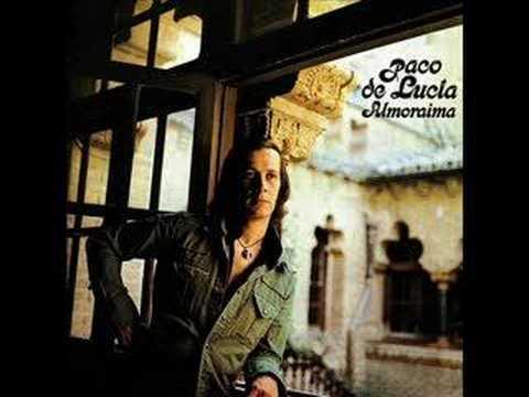 Paco de Lucia - Almoraima Falseta...