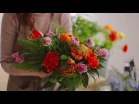Откройте салон флористики и декора