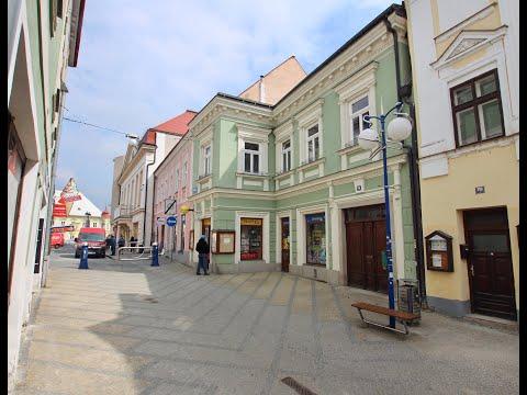 Video Prodej, Dům s nebytovými prostory  Jindřichův Hradec, 420m2