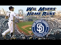 Wil Myers 2016 Home Runs