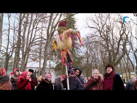 Новогодние каникулы завершились большим святочным праздником в «Витославлицах»