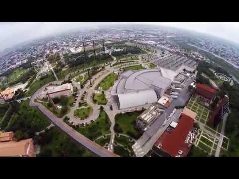 Monterrey Drone Video