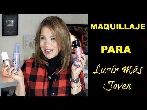 Videos caseros - El Mejor MAQUILLAJE para Lucir Más Joven  / Alicia Borchardt