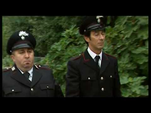 il palo dei carabinieri! bellissimo!