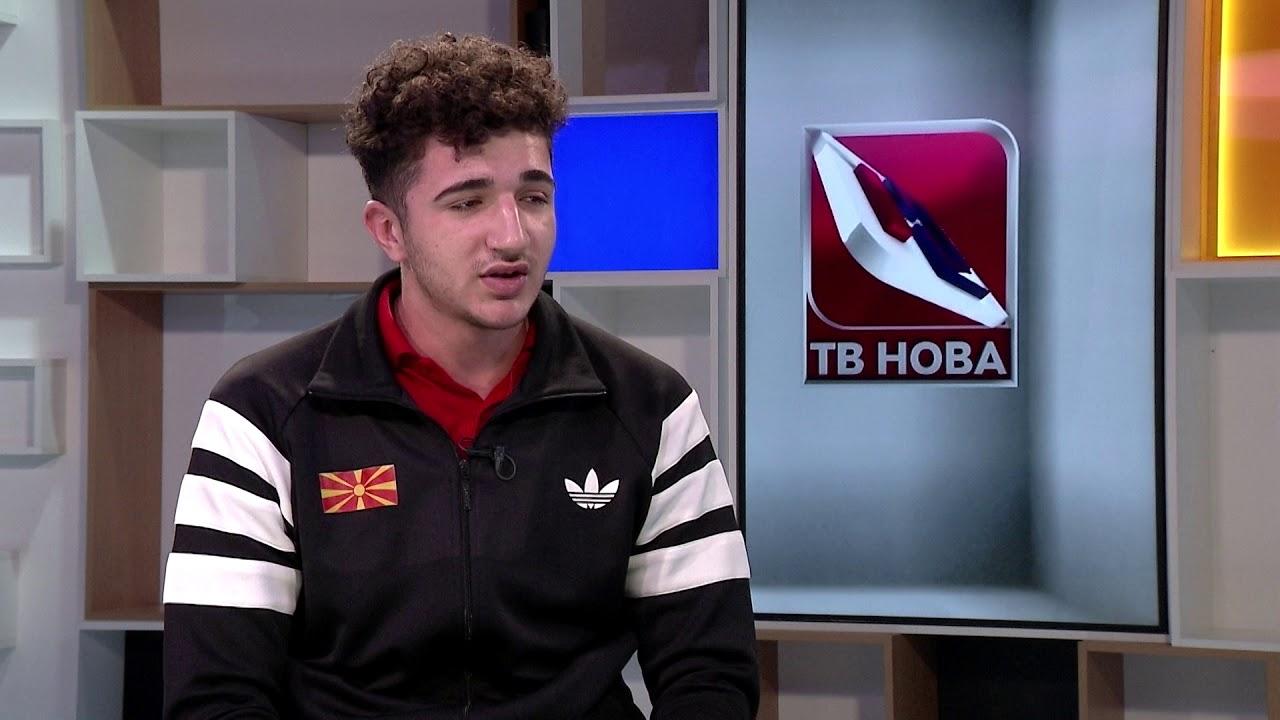 Дејан Ѓоргиевски, европски првак во таекводно