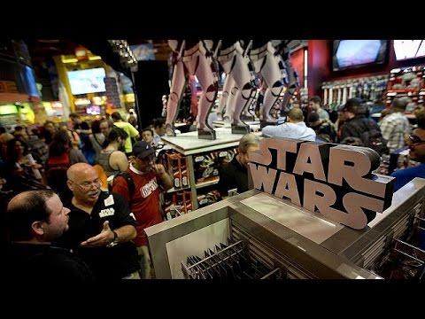 Η Walt Disney παρουσιάζει τα παιχνίδια του Πολέμου των Άστρων – economy