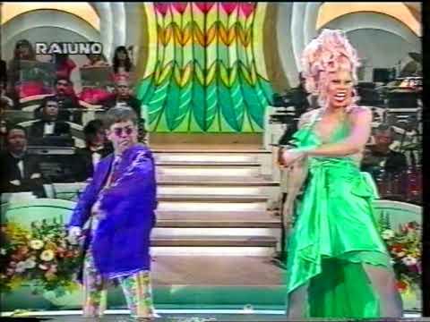 Elton John 1994 - Sanremo  - Don't go breaking my heart
