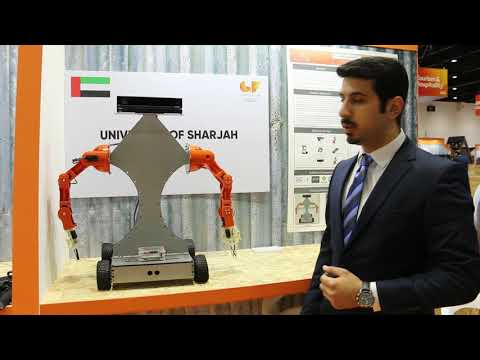 University of Sharjah at GITEX Future Stars