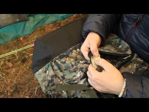 Рюкзак «Охотник 70» км N. Видеообзор.