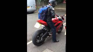 10. Ducati 899 panigale exhaust noise