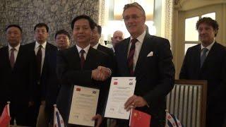 Chinese delegatie bezoekt Fryslân