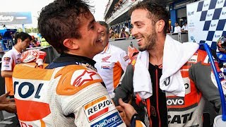 Video After the Flag: Marquez vs Dovi at the final turn yet again MP3, 3GP, MP4, WEBM, AVI, FLV Maret 2019