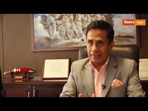 (एनई ग्रुपका अध्यक्ष रविभक्त श्रेष्ठसँग अन्तरवार्ता | Hamrokatha.com - Duration: 4 minutes, 32 seconds.)