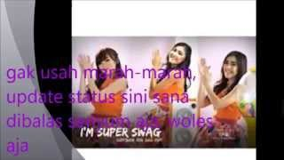 Video Cherrybelle I AM SUPER SWAG ( feat  adila ''queen ila'') ADA LIRIK LAGU Nya Lho MP3, 3GP, MP4, WEBM, AVI, FLV Januari 2019