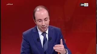 وزير الصحة أنس الدكالي ضيفا  برنامج