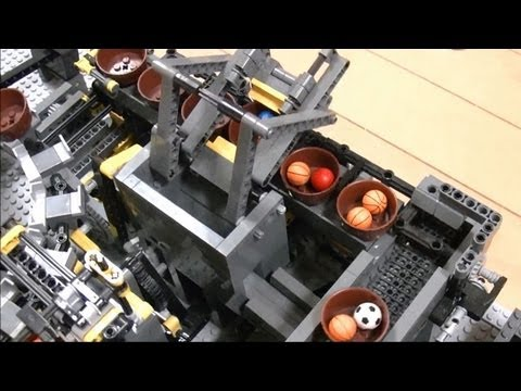 Die grte Lego-Maschine der Welt