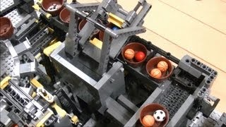 Video The largest Lego machine in the world MP3, 3GP, MP4, WEBM, AVI, FLV Mei 2018
