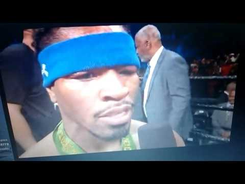 Shawn Porter Vs Andre Berto Post Fight Interview (видео)