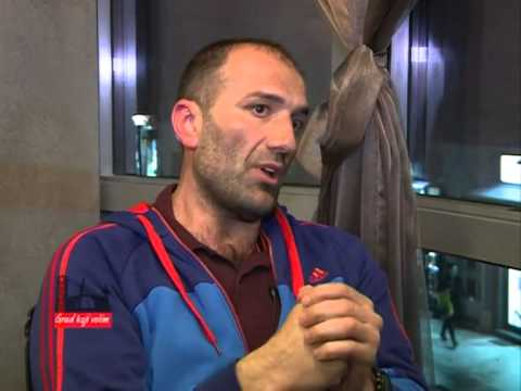 DRAGAN ADžIĆ, Selektor ŽRR Crne Gore, trener ŽRK Budućnost - 14 April 2013