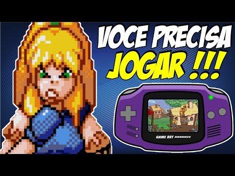 6 JOGOS BONS ESQUECIDOS DO GBA - GAMEBOY ADVANCE