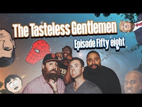 The Tasteless Gentlemen – Episode 58