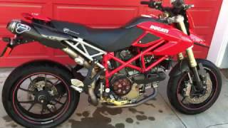 4. 2008 Ducati Hypermotard 1100S