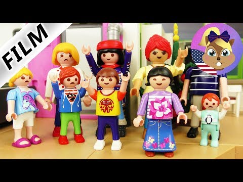 Playmobil Film English - UNWANTED GUESTS! THE WORST FAMILY REUNION | Kids Film Smith Family