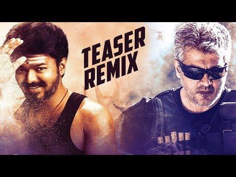 Video Mersal | Vivegam | Teaser Remix | Vijay | Ajith kumar download in MP3, 3GP, MP4, WEBM, AVI, FLV January 2017