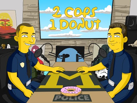 2 Cops 1 Donut ep#007: What is Real Time Crime Center?